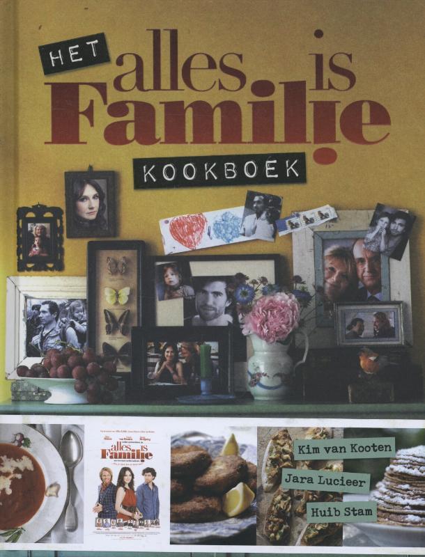 Het alles is familie kookboek