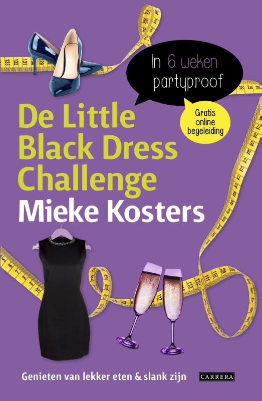 De little black dress challenge