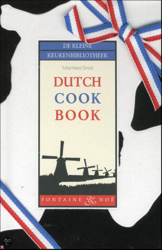 Dutch cook book