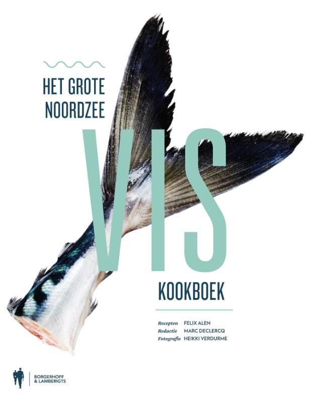 Het grote Noordzeevis kookboek