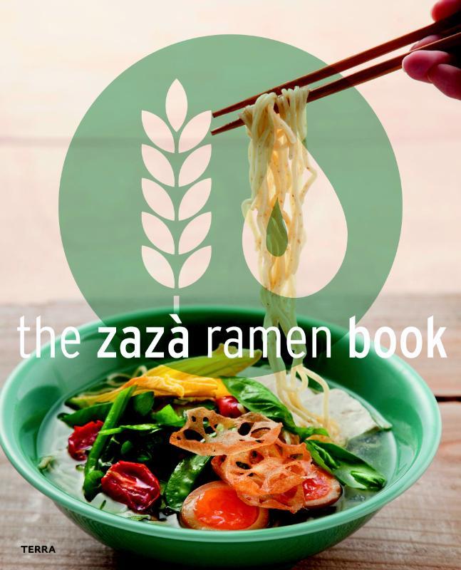 The Zazà Ramen book