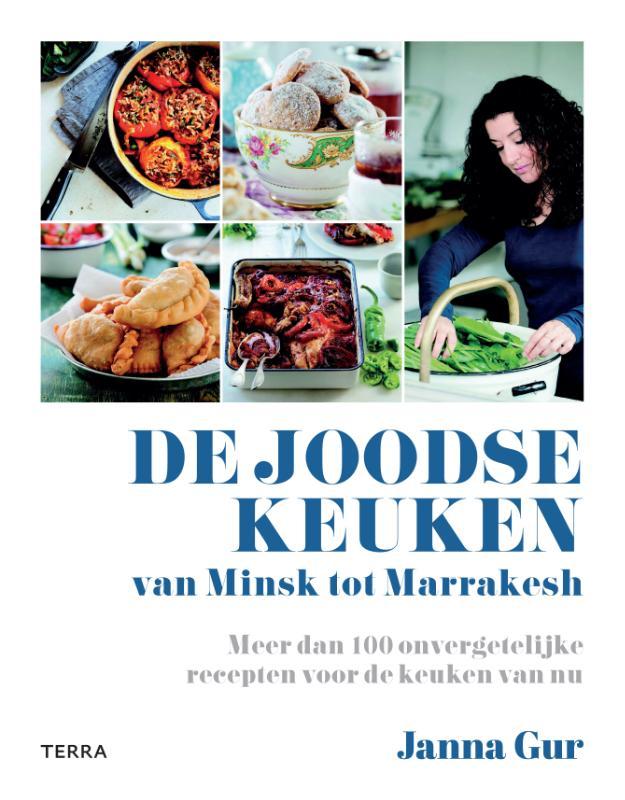 De joodse keuken van Minsk tot Marrakesh