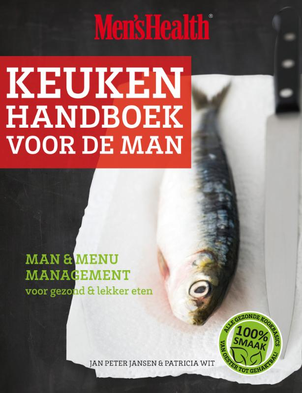 Keukenhandboek voor de man