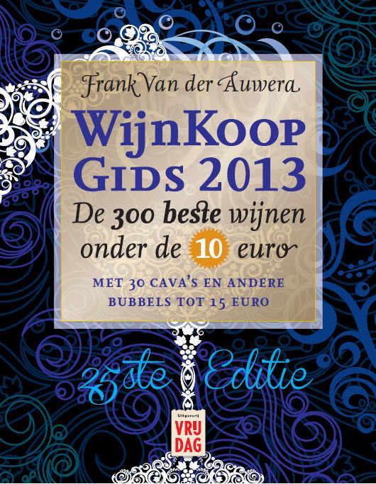 Wijnkoopgids  2013