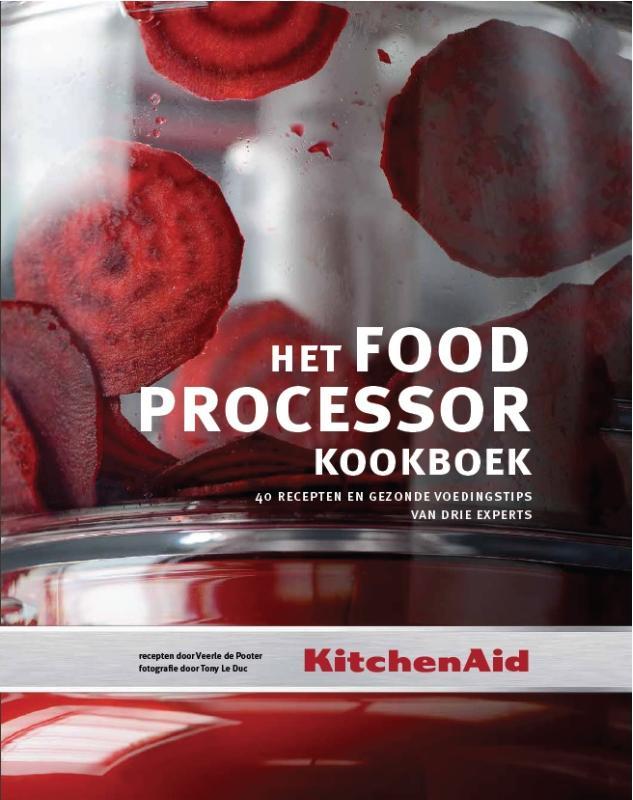 Het foodprocessor kookboek