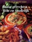 Thaise gerechten licht en smakelijk