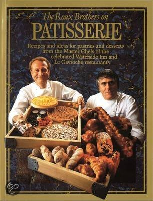 The Roux brothers on Patesserie
