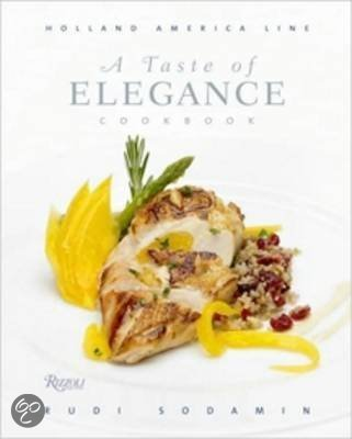 A taste of Elegance Cookbook