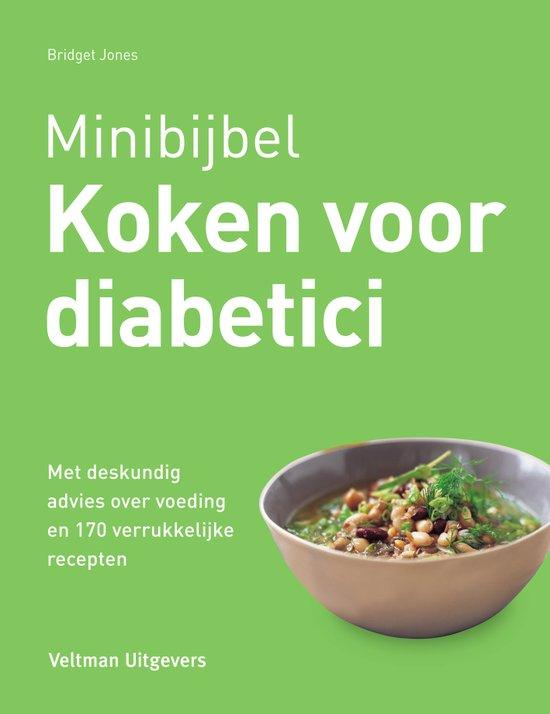 Minibijbel voor diabetici