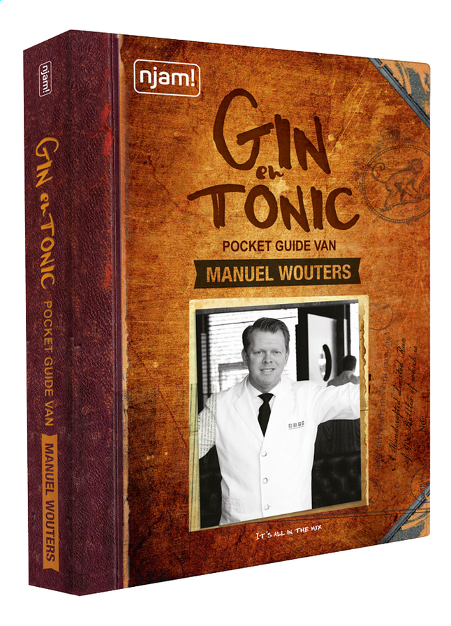 Gin en tonic pocketguide