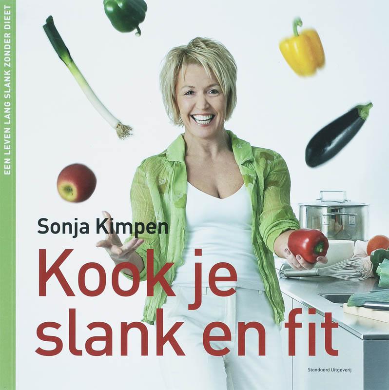 Kook je slank en fit