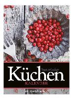Literarischer Küchen-Kalender 2017