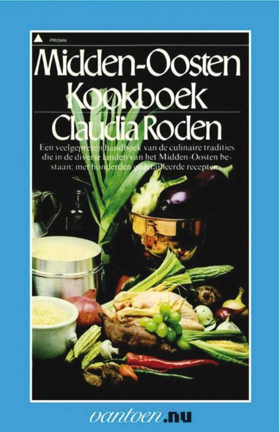 Midden-Oosten Kookboek