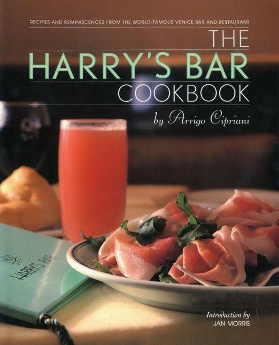 The Harry's Bar Cookbook