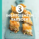3 Ingredienten Bakboek