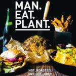 Man. Eat. Plant.
