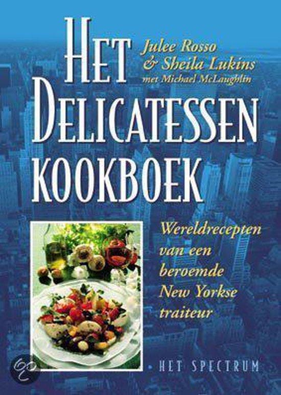 Het Delicatessen Kookboek