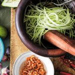 Som tum – groene papajasalade