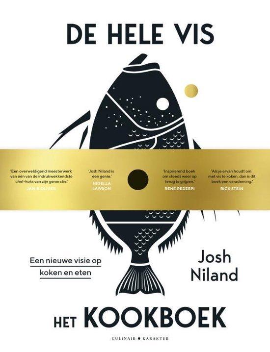 De Hele Vis – Het Kookboek