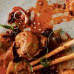 De beste wontons uit Szechuan met chili-olie