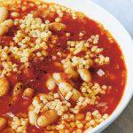 Pasta e fagioli soep