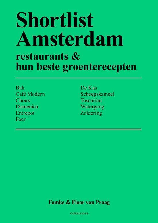 Shortlist Groen