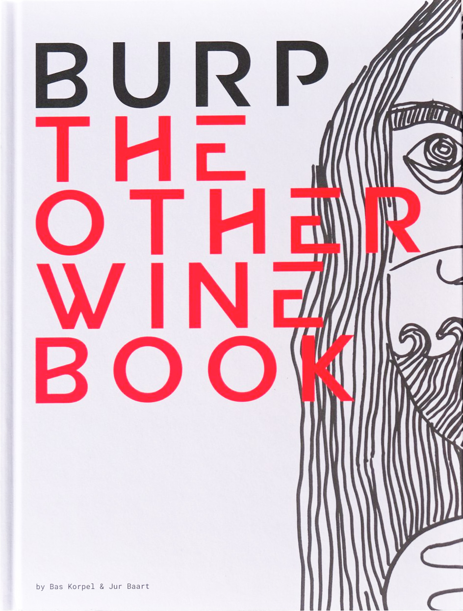 Burp, the other wine book