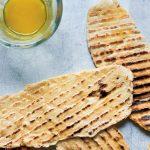 Platbrood van boekweit