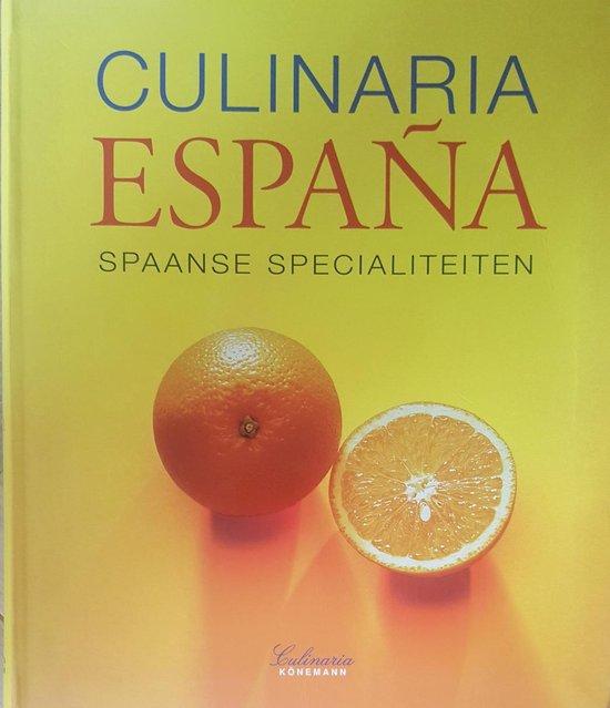 Culinaria Espana – Uitgekookt