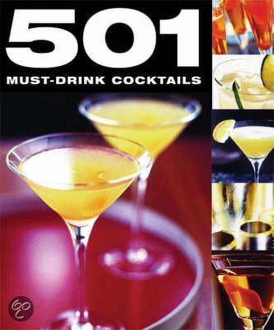 501 Must-Drink Cocktails – Uitgekookt