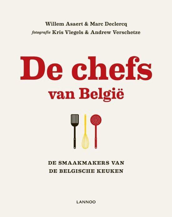 De chefs van Belgie – Uitgekookt