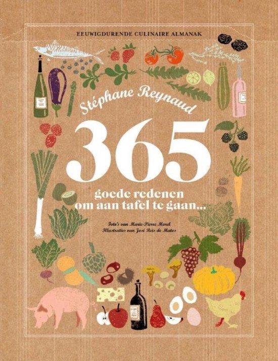 365 goede redenen om aan tafel te gaan – Uitgekookt