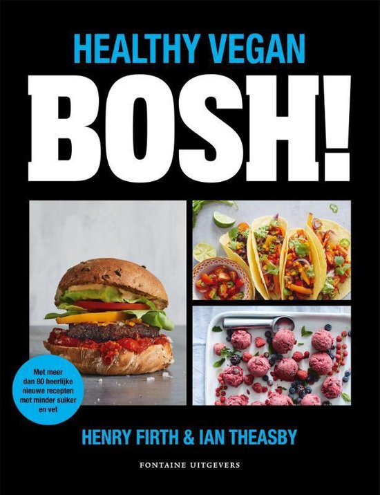 BOSH – Healthy Vegan