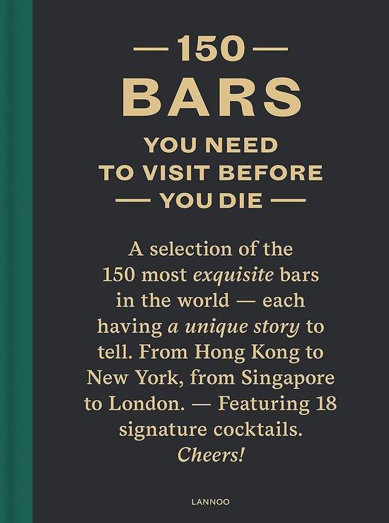 150 Bars You Need to Visit Before You Die – Uitgekookt