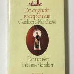 De originele recepten van Gualtiero Marchesi