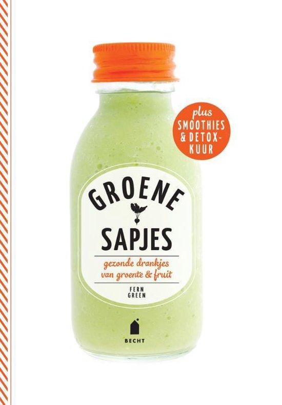 Groene sapjes – Uitgekookt