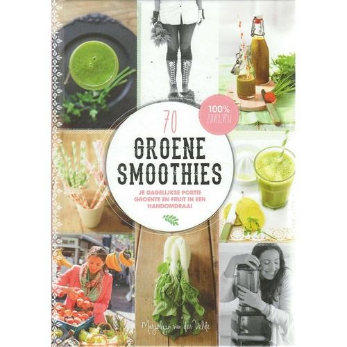 70 groene smoothies – Uitgekookt