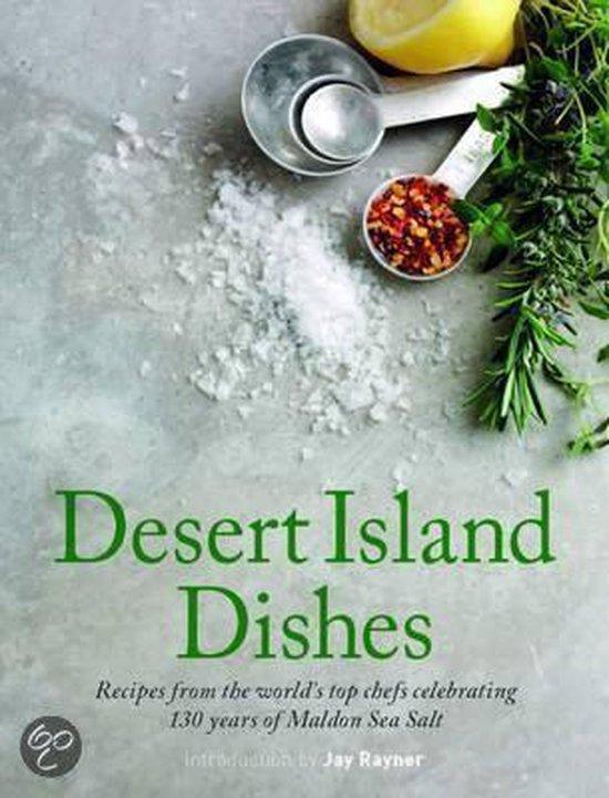 Desert Island Dishes