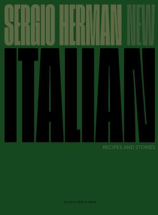 Sergio's  New Italian (English Edition)